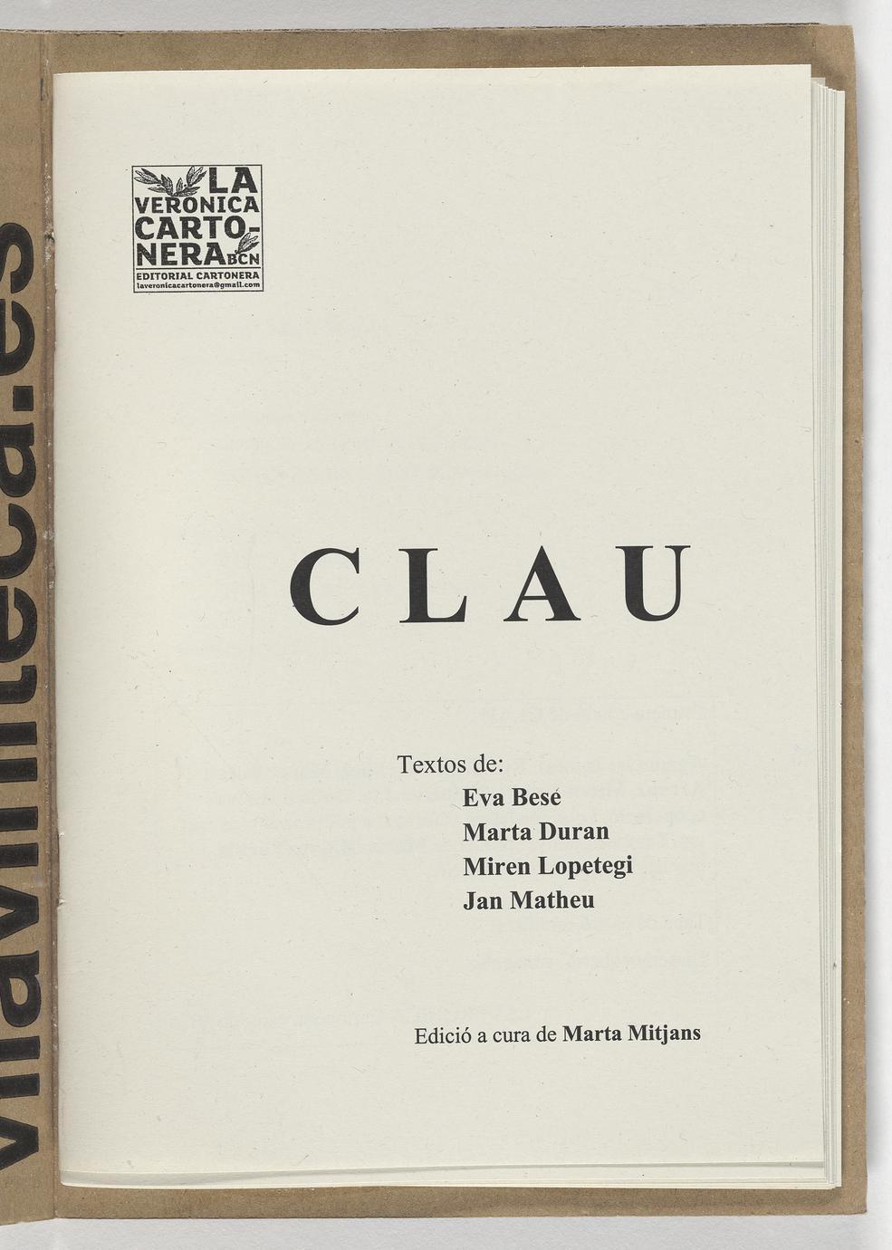 Clau (3 of 3)