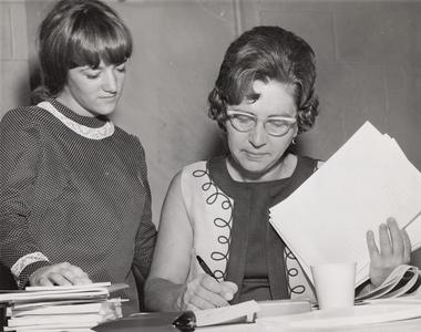 First registration, 1966