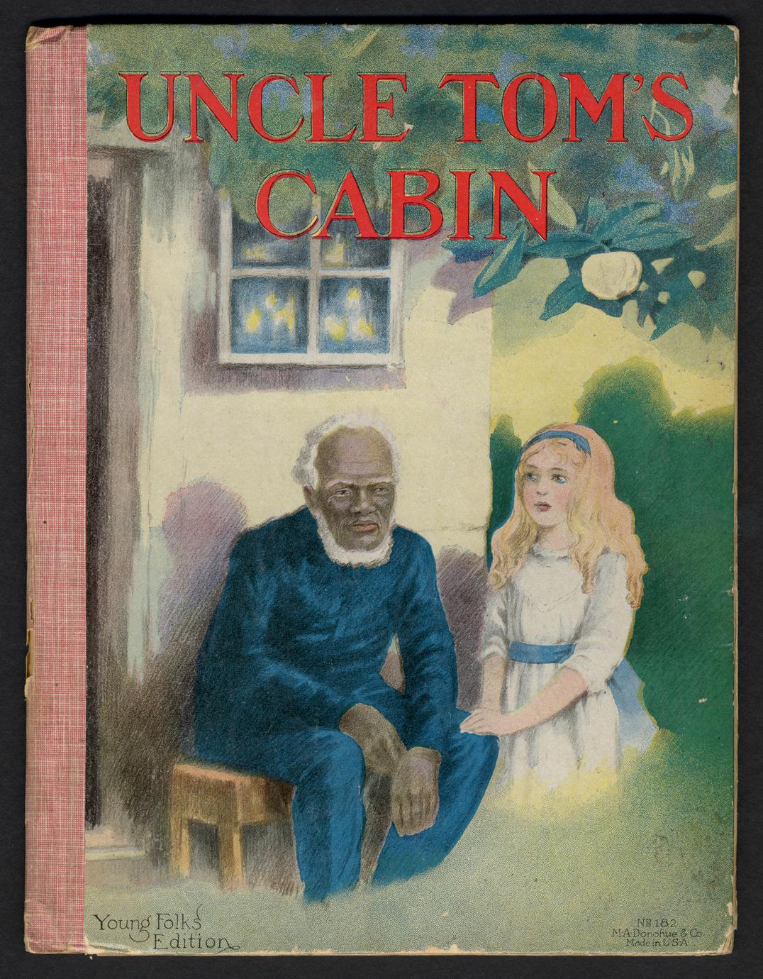 Uncle Tom's cabin (1 of 3)