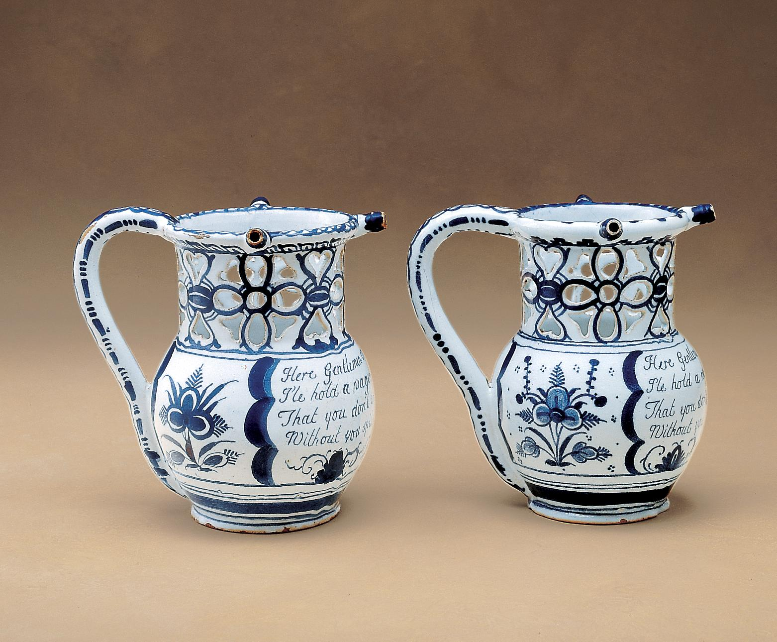 Puzzle jugs (1 of 2)