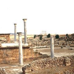 Roman Ruins at Thuburbo-Majus