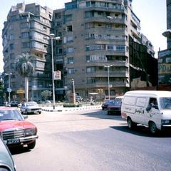 Apartment Building near Central Cairo