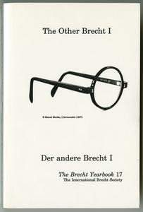 The other Brecht I
