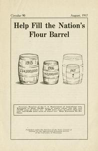 Help fill the nation's flour barrel