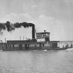 Steve Click, Jr. (Towboat, 1934-1947)
