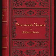 Vaterländische Romane