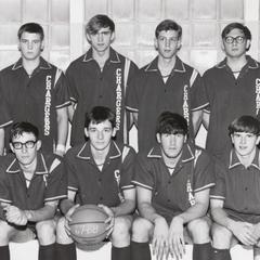 Barron County Campus basketball team