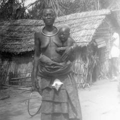 Kuba-Bushong Dignitary, Female Relative of the King
