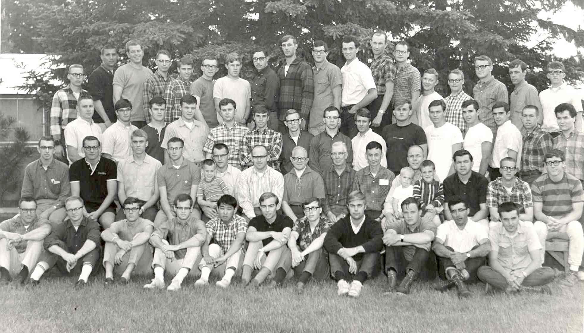 1967 first camp