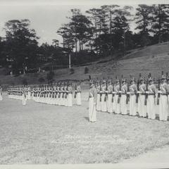 Battalion formation, Philippine Military Academy