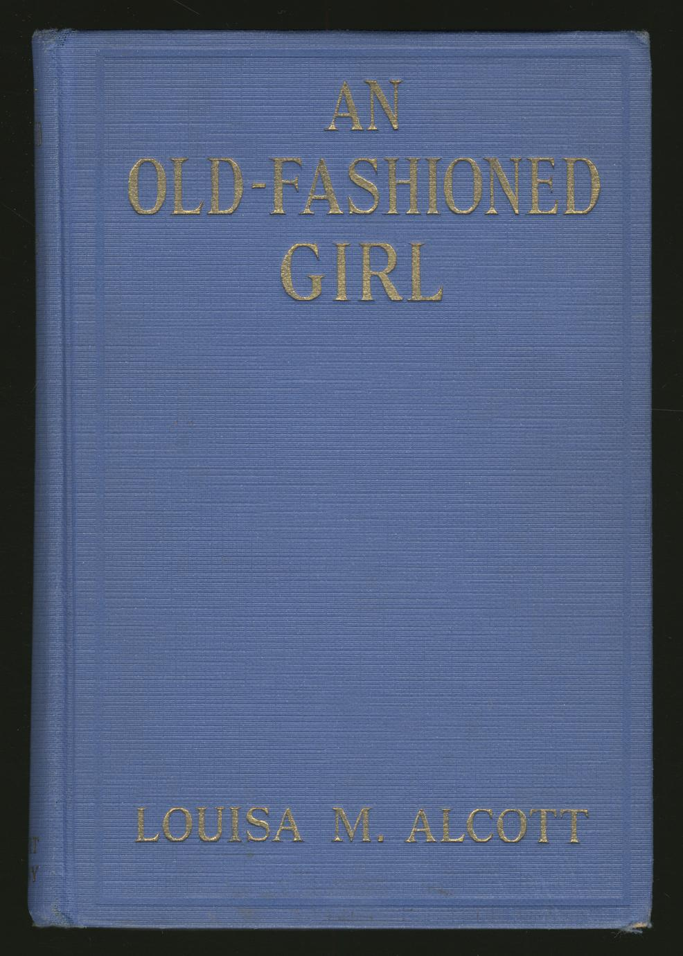 An old fashioned girl (1 of 2)