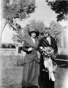 Estella Leopold and Marie Lord