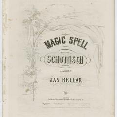 Magic spell schottisch