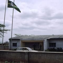 Police station in Iloko
