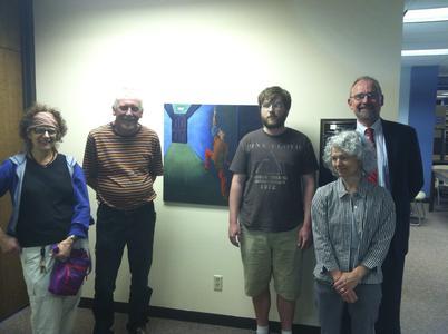 Art Purchase Student Award, 2013
