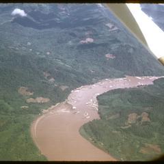 Huayxay : going to Xayabury, with Mekong River