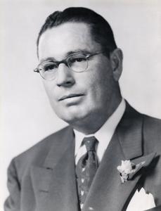 Harold Wolfe, professor of zoology
