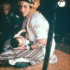 Berber Woman in Azrou