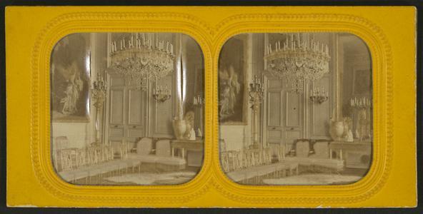 Salon de l'Empereur à Compiègne