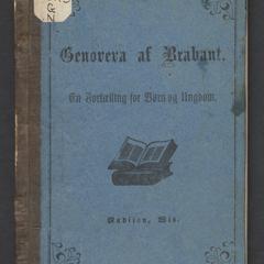 Genoveva af Brabant