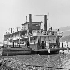 H. P. Flesher (Towboat, 1917-1923)