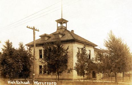 Waterford Graded School building