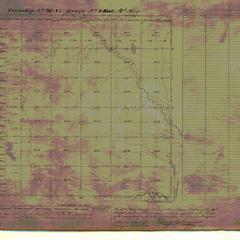 [Public Land Survey System map: Wisconsin Township 29 North, Range 06 East]