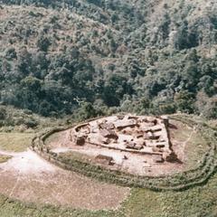 Village self-defense camp at Chakhamsen in Houa Khong Province