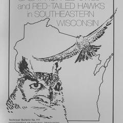 Ecology of great horned owls and red-tailed hawks in southeastern Wisconsin