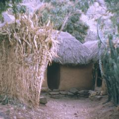 Hidden structure in the village of Plateau