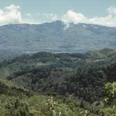 View of Cartago from Pan-American Highway