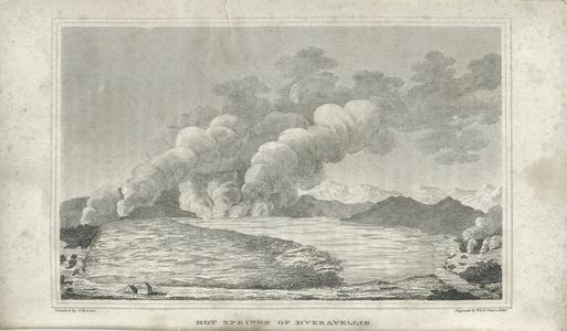 Hot springs of Hveravellir