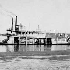 Ralph Hicks (Towboat/Pleasure boat, circa 1914-1944)