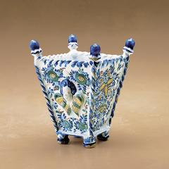 Flower vase or cachepot