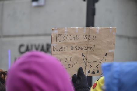 Pikachu Used Divest Businesses