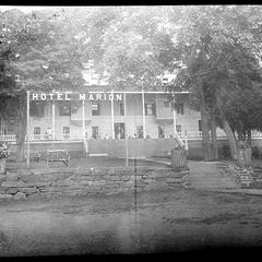 Lake George, N. Y. Marion Hotel, Lake George