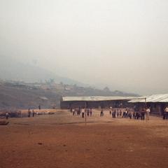 Hmong refugee village