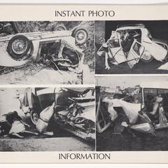 Instant photo information