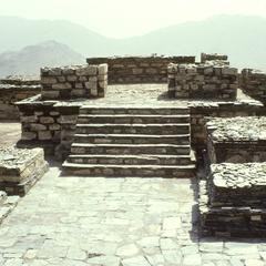 NimogramSite21 Shrine III : Shrine with Platform