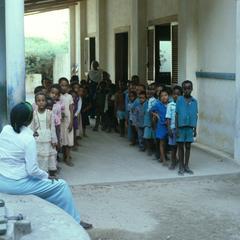 School Children in Kismayu