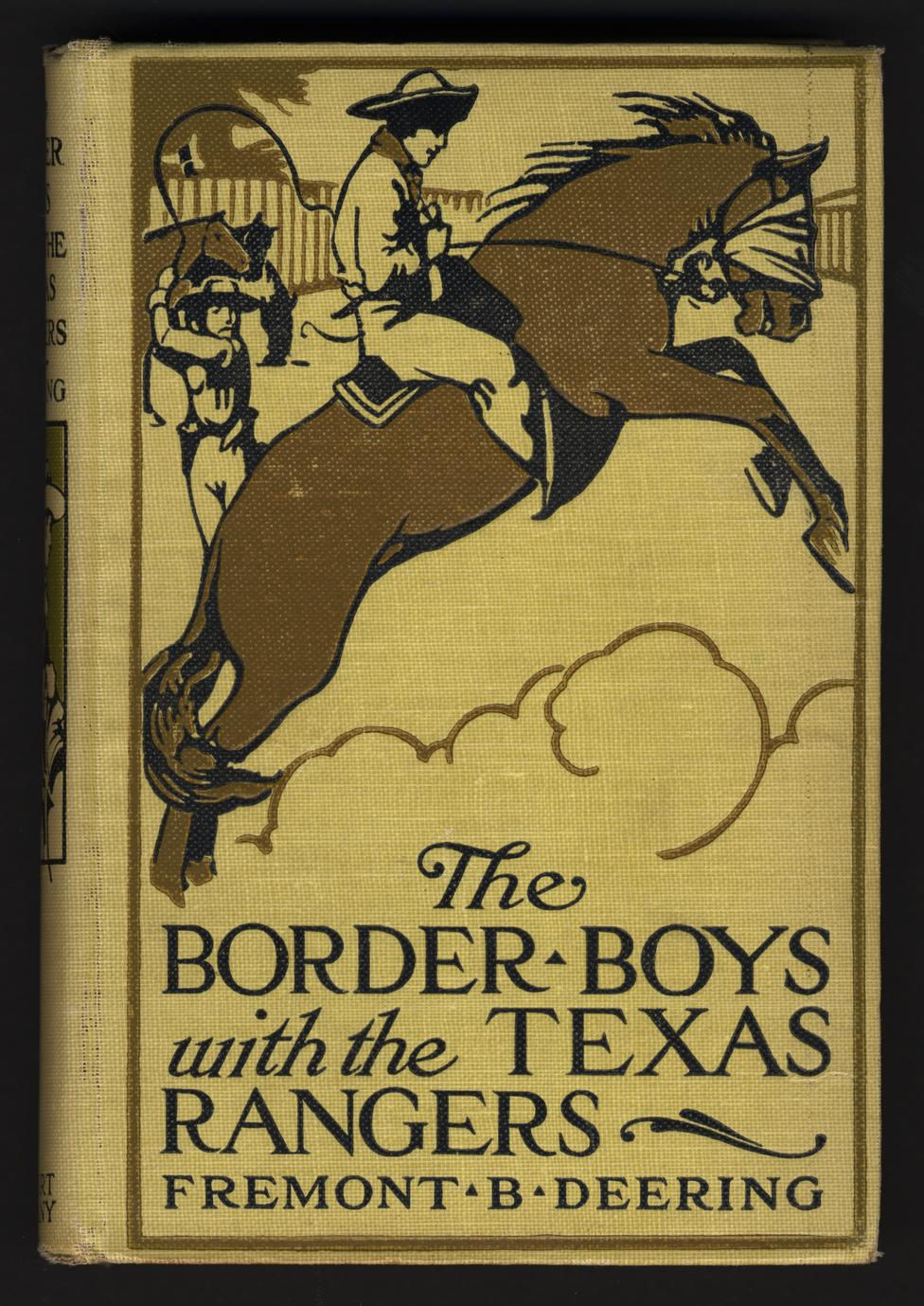 The border boys with the Texas Rangers (1 of 2)