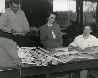 Stoutonia student newspaper