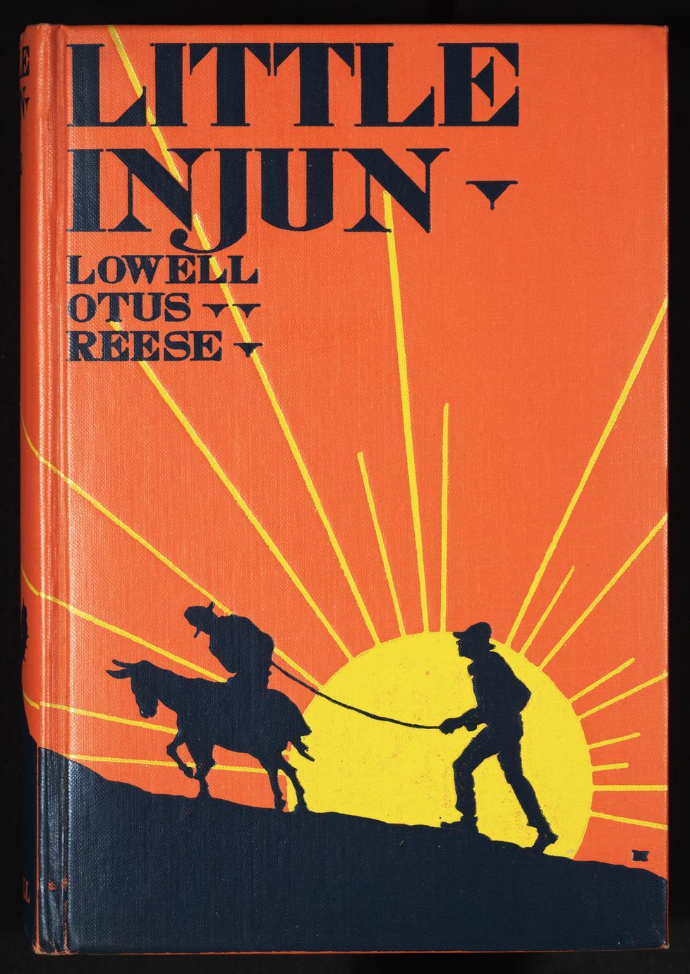 Little injun (1 of 3)