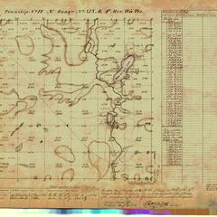 [Public Land Survey System map: Wisconsin Township 04 North, Range 19 East]