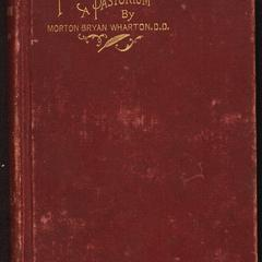 Pictures from a pastorium : a collection of verses written on various occasions, and designed mainly for recitation