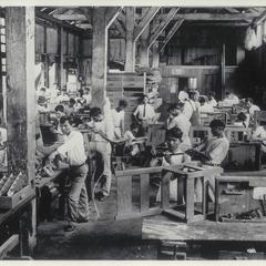 Furniture making, ca. 1920-1930