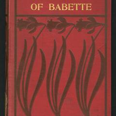 The story of Babette : a little Creole girl