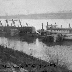 Scout (Towboat, 1903-1919 & 1920-1930)