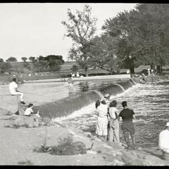 Wilmot Dam on the Fox River