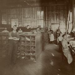 American Brass Company factory employees at work